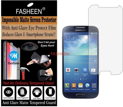 Fasheen Impossible Screen Guard for I9500 (SAMSUNG GALAXY S4) (Flexible Matte)(Pack of 1)