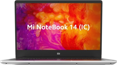 Mi Notebook 14 Core i5 10th Gen - (8 GB/256 GB SSD/Windows 10 Home) JYU4298IN Thin and Light Laptop(14 inch, Silver, 1.50 kg)