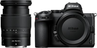 NIKON Z5 Mirrorless Camera 24-70 mm(Black)