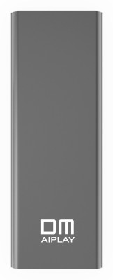 DM Aiplay 128 GB External Solid State Drive(Gray)