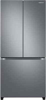 SAMSUNG 580 L Frost Free French Door Bottom Mount Convertible Refrigerator(Refined Inox, RF57A5032S9/TL)