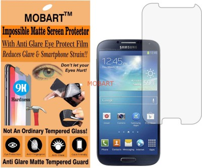MOBART Impossible Screen Guard for I9500 (SAMSUNG GALAXY S4) (Flexible Matte)(Pack of 1)