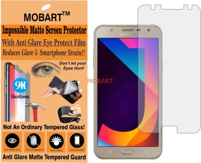 MOBART Impossible Screen Guard for SAMSUNG GALAXY J7 TOP (Flexible Matte)(Pack of 1)