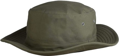 INFISPACE BUCKET HAT(Olive Green, Pack of 1)
