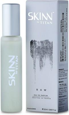 SKINN by TITAN Raw - Single Pack Eau de Parfum  -  20 ml(For Men)