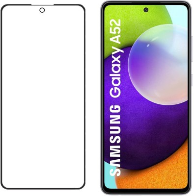 KARTRAY Edge To Edge Tempered Glass for Samsung Galaxy A52, Samsung Galaxy A52s 5G(Pack of 1)