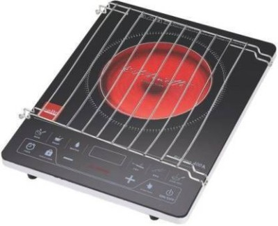 cello cello_Blazing 400_induction Induction Cooktop(Red, Black, Touch Panel)
