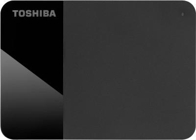 TOSHIBA Canvio Ready 2 TB External Hard Disk Drive(Black)