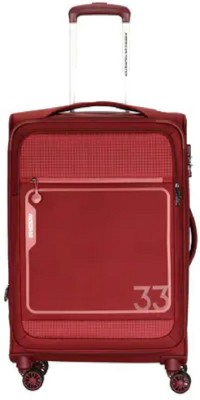 AMERICAN TOURISTER altair 75 Expandable Check in Luggage   28 inch