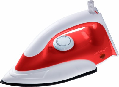 Greenchef D-207 1000 W Dry Iron(Red)