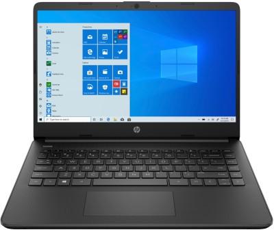HP Core i3 11th Gen - (8 GB/256 GB SSD/Windows 10 Home) 14s-DQ2100TU Thin and Light Laptop(14 inch, Jet Black,...