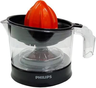 PHILIPS Citrus Press / HR2777 / 00 25 Juicer (1 Jar, Black)