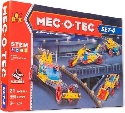 Toysbox mec o tec set 4 Multicolor Toysbox Blocks   Building Sets