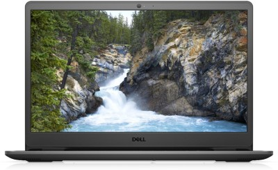 DELL Core i3 11th Gen - (8 GB/1 TB HDD/Windows 10) INSPIRON 3501 Thin and Light Laptop(15.6 Inch, Accent Black, 1.83 Kg, With MS Office)
