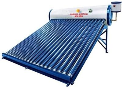 MANDHATA INVENTIONS 320 L Storage Water Geyser (320 LPD GI ETC, Blue)