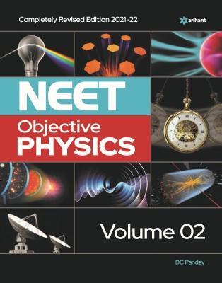 NEET Objective Physics - Volume 02(English, Paperback, DC Pandey)