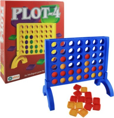 dtc plot 4 game for kids Board Game Accessories Board Game dtc Board Games