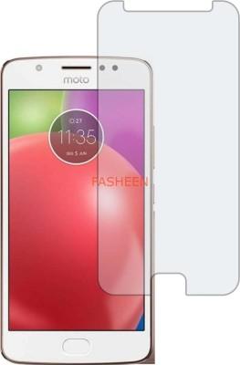 Fasheen Tempered Glass Guard for Motorola Moto E4 Plus(Pack of 1)