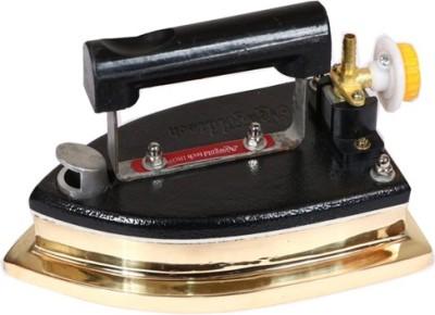 new gold tech LPG_Iron_6.5KG 0 W LP Gas(Black, Golden)