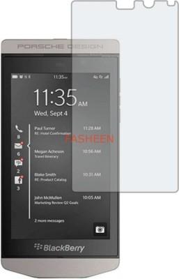 Fasheen Tempered Glass Guard for BLACKBERRY PORSCHE DESIGN P9982 (Flexible Shatterproof)(Pack of 1)