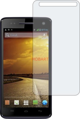 MOBART Tempered Glass Guard for MICROMAX CANVAS 2 COLOURS A120 (Flexible Shatterproof)(Pack of 1)