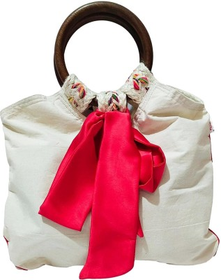 JDDCART Pink Hand-held Bag SHOPBAG1JD