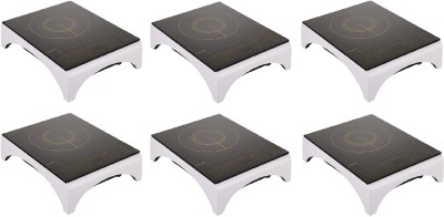 PHILIPS HD4938/01 pack of 6 Induction Cooktop(Black, Gold, Touch Panel)
