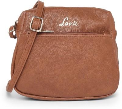 LAVIE Tan Sling Bag STGE924042N3