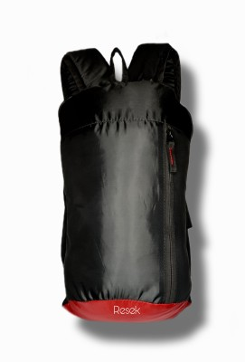 Resek Sport  gym bag 10 L Backpack Black Resek Backpacks