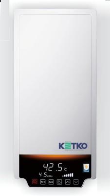 Ketko 1 L Instant Water Geyser (DIGILO-T-CWMDF 24KW, White)