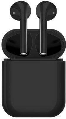 KING Bluetooth earphones in Black color Bluetooth Headset Bluetooth Headset(Black, True Wireless)