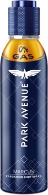 PARK AVENUE Long Lasting Body Fragrance-Marcus Perfume  -  130 ml(For Men)