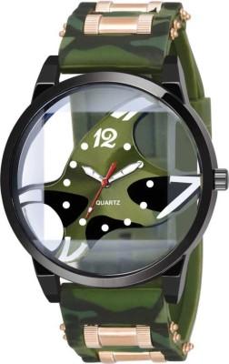 BLOCUS CURREN TRP GREEEN Analog Watch   For Men   Women BLOCUS Wrist Watches