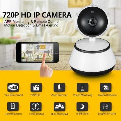 IBS IP CAM Mini Robot Wireless WIFI Network Security HD Remote Monitor...