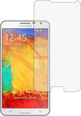 ZINGTEL Impossible Screen Guard for SAMSUNG GALAXY NOTE 3 NEO (N7505) (Flexible Shatterproof)(Pack of 1)