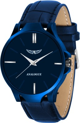 ANALOGUE ANLG-428-BLUE-BLU All Blue Boys Series Analog Watch - For Men