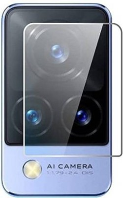 hirdesh Back Camera Lens Glass Protector for Vivo V21 5G, Camera Lens Protector(Pack of: 1)