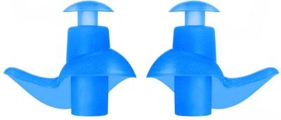 DALUCI Waterproof Swimming Professional Silicone Earplugs Ear Plug(Multicolor)