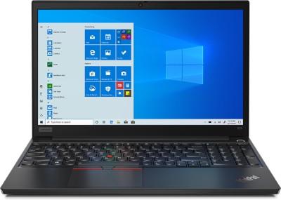 Lenovo ThinkPad E15 Core i7 11th Gen - (16 GB/512 GB SSD/Windows 10 Home/2 GB Graphics) E15 Laptop(15.6 Inch, Black,...