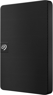 Seagate Expansion for Windows and Mac with 3 years Data Recovery Services – Portable 1 TB External Hard Disk Drive(Black)