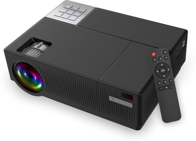 ZEBRONICS ZEB-LP4000 Projector(Black)