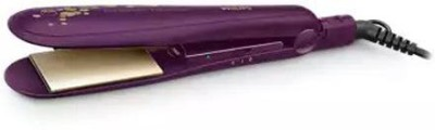 PHILIPS BHS738/00 Hair Straightener(Purple)