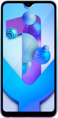vivo Y1s (Aurora Blue, 32 GB)(3 GB RAM)