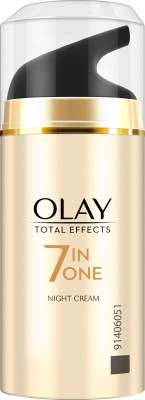 OLAY Total Effects 7 in One Anti-ageing Night firming Cream(50 g)