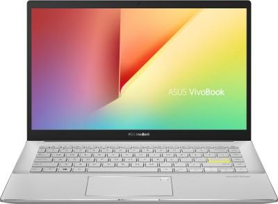 ASUS VivoBook Ultra S14 Core i7 11th Gen - (8 GB + 32 GB Optane/512 GB SSD/Windows 10 Home) S433EA-AM702TS...