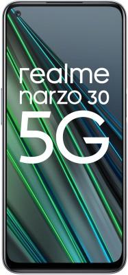 realme Narzo 30 5G (Racing Silver, 128 GB)(6 GB RAM)