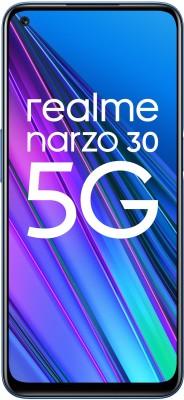 realme Narzo 30 5G (Racing Blue, 128 GB)(6 GB RAM)