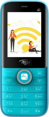 Itel Magic2 4G( WiFi,Hotspot Tethering)(Blue)