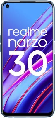 realme Narzo 30 (Racing Blue, 128 GB)(6 GB RAM)