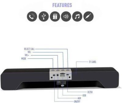 Qexle hifi speaker home theatre system 5.1smart ceiling outdoor USB LED tower audio radio computer anker car FM SOUNDBAR HOMESOUNDBAR...